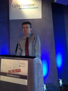 Martin Gill chairing Retail Fraud On The Road