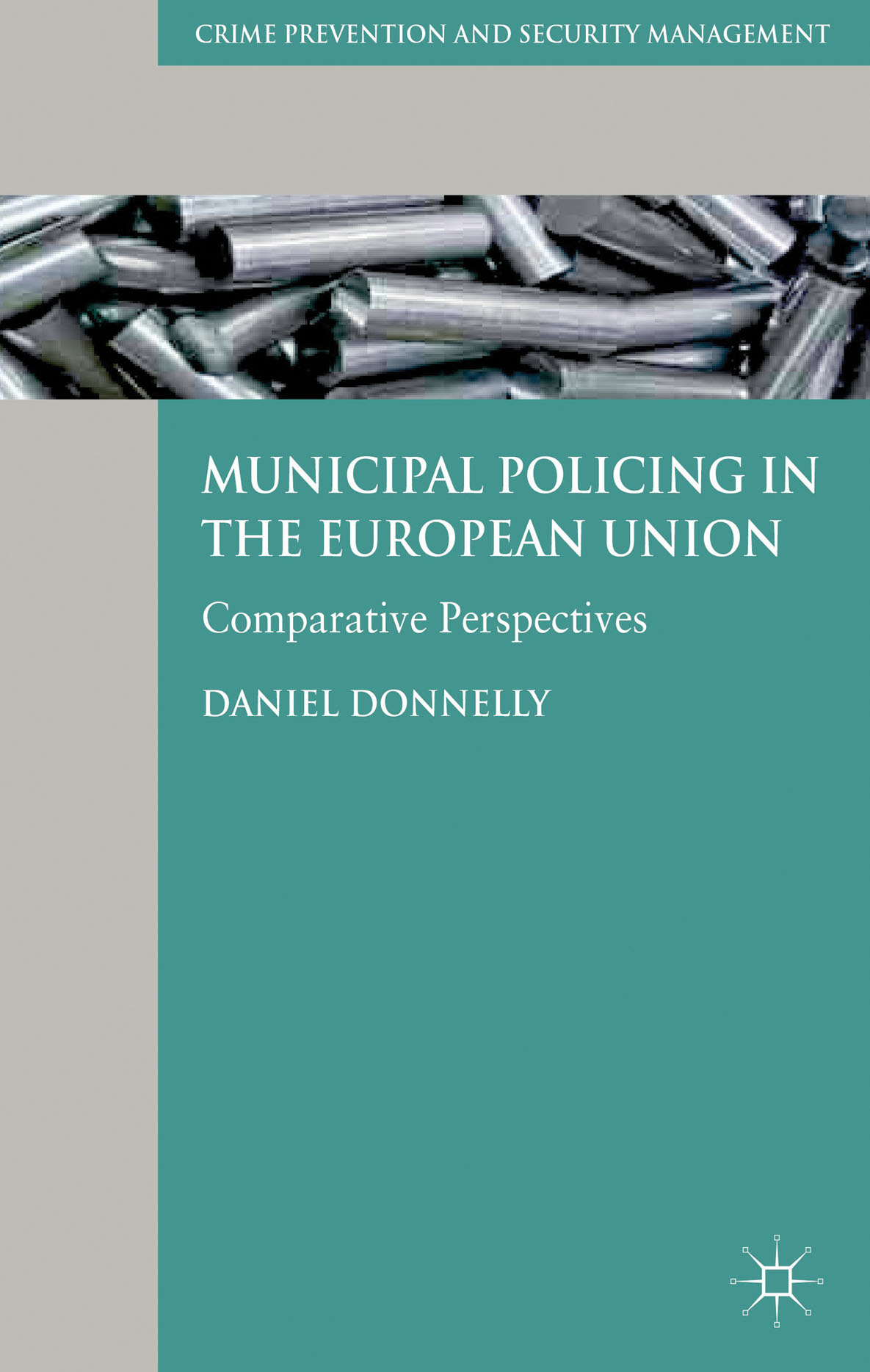 Book Cover for Municipal Policing.